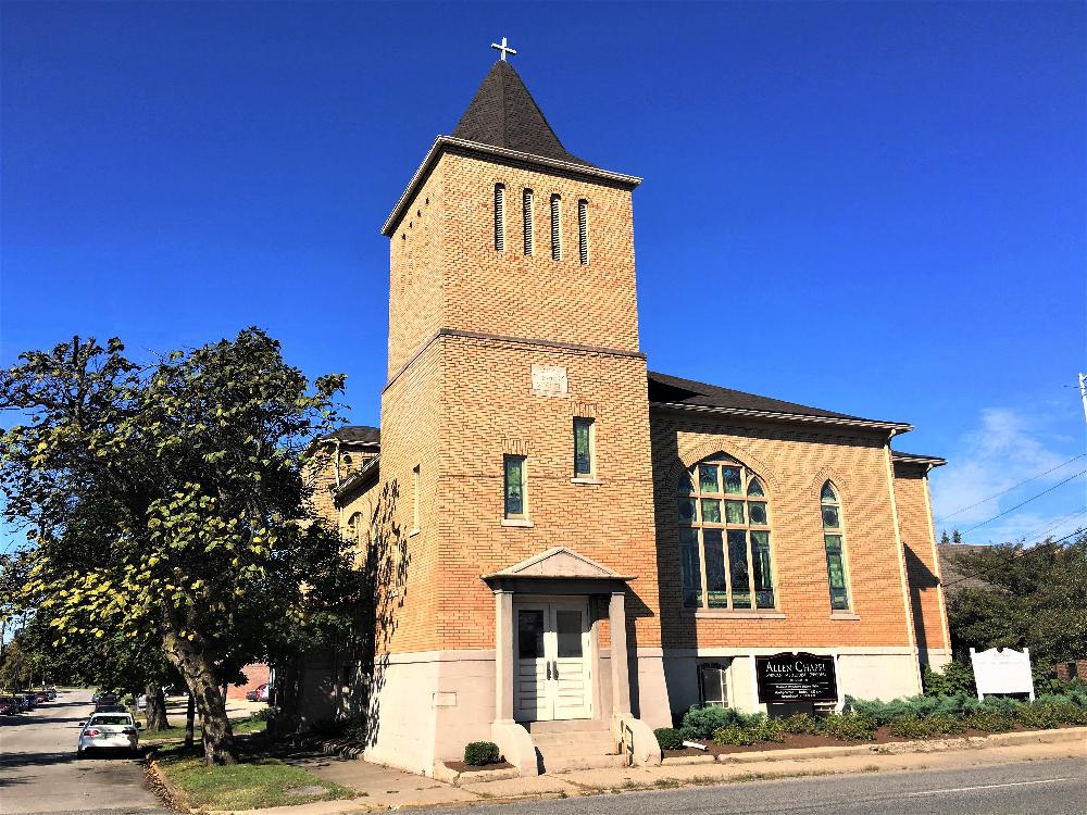 Allen Chapel Terre Haute