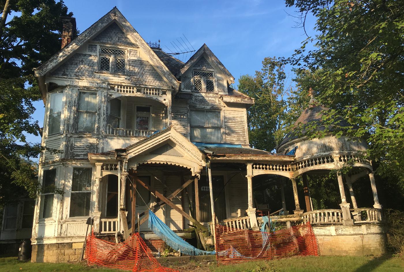 Cone House, North Vernon
