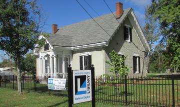Galena Library, New Albany
