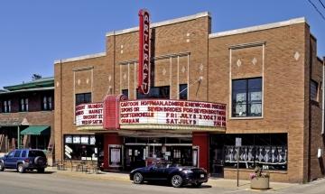 Franklin - Artcraft Theatre 2 by Lee Lewellen