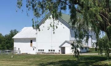 Hopewell Barn, Urbana