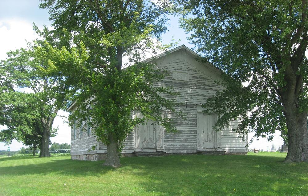 St. John's Lutheran Church, Goshen