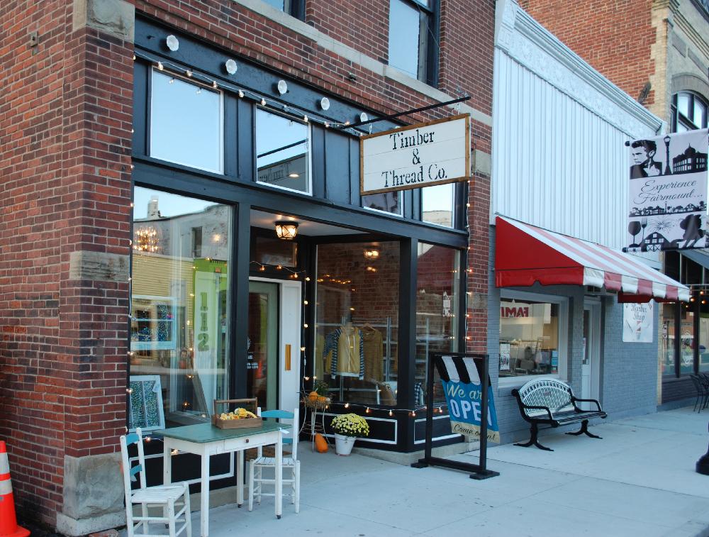 Fairmount downtown