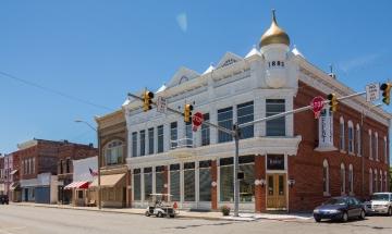Fairmount, Grant County