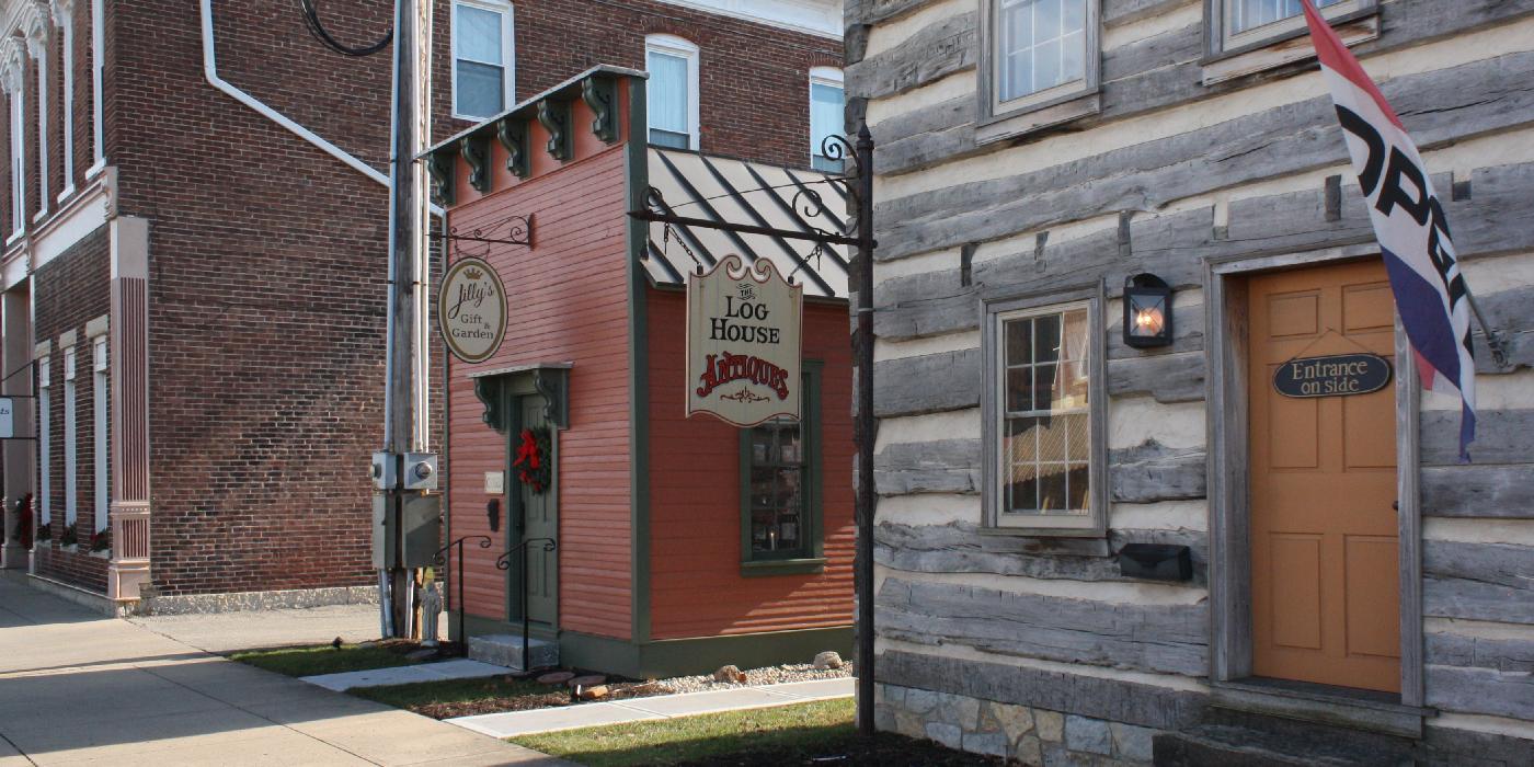 Jilly's Gift Shop, Cambridge City