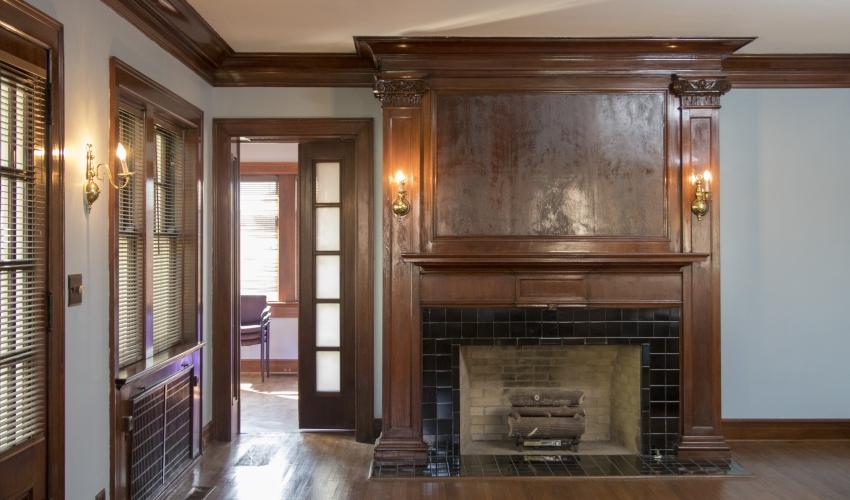 Stutz House interior 2 - Photo by Evan Hale