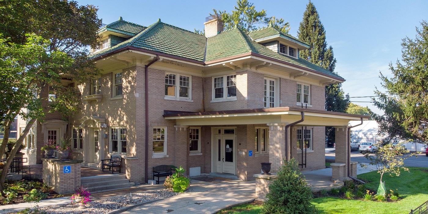 Stutz House, 3190 North Meridian Street, Indianapolis