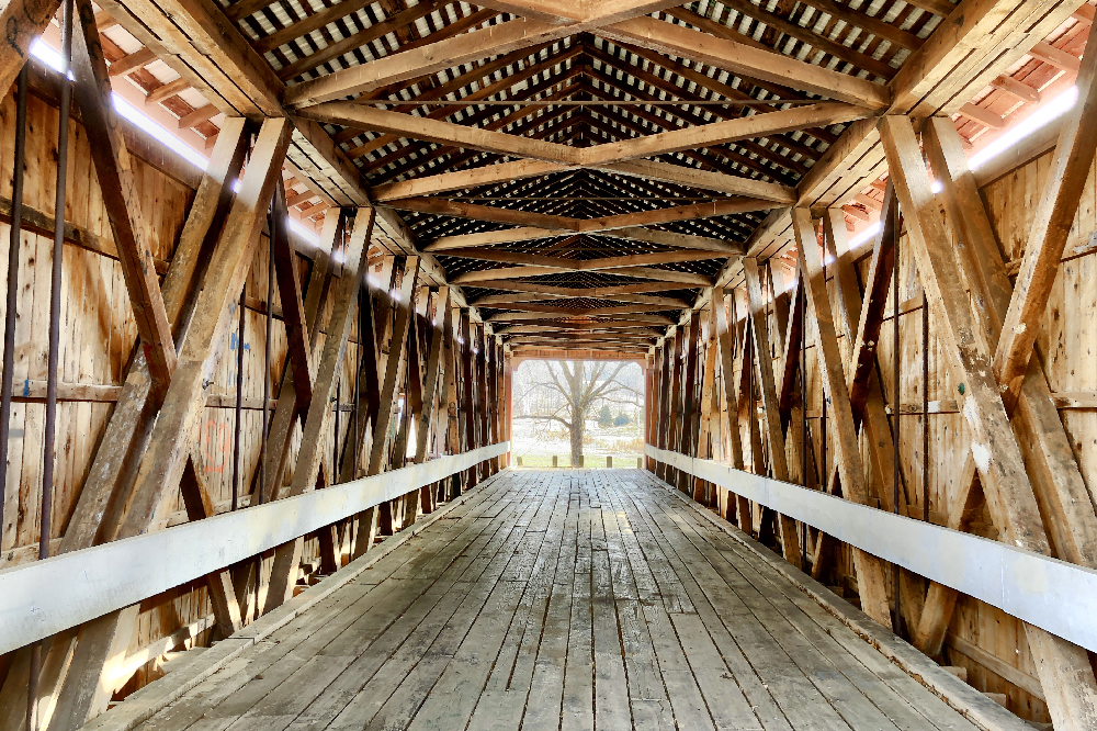 Otter Creek Bridge, Ripley County