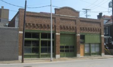 Fellwock Garage, Evansville