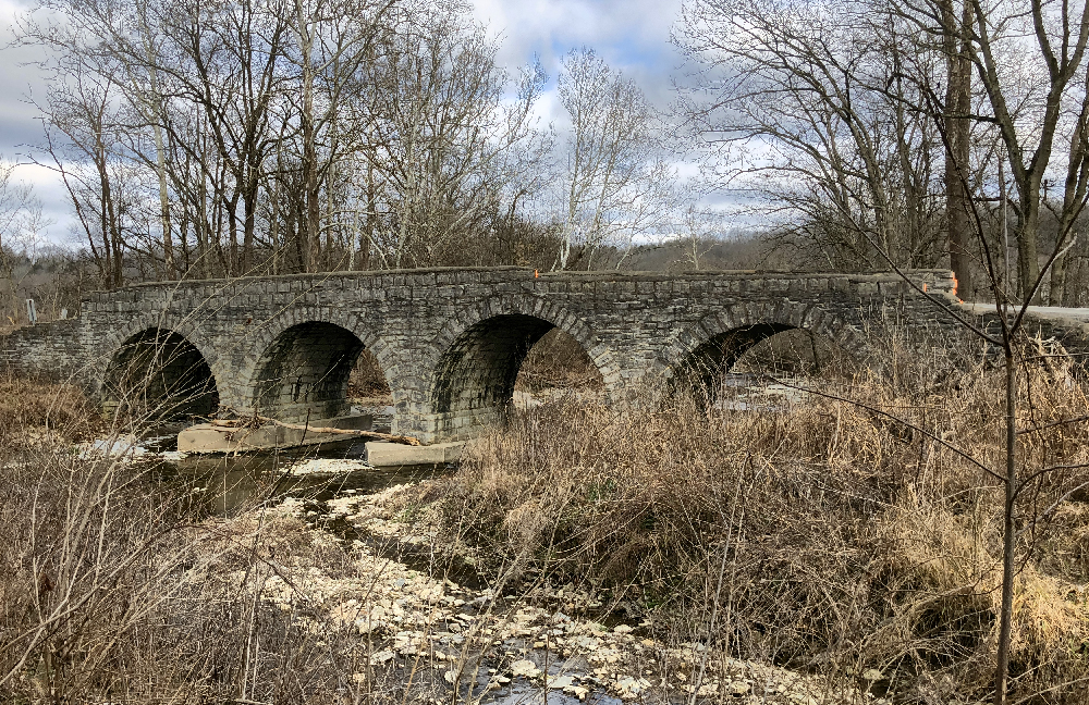 Friendship Stone Bridge, Ripley County