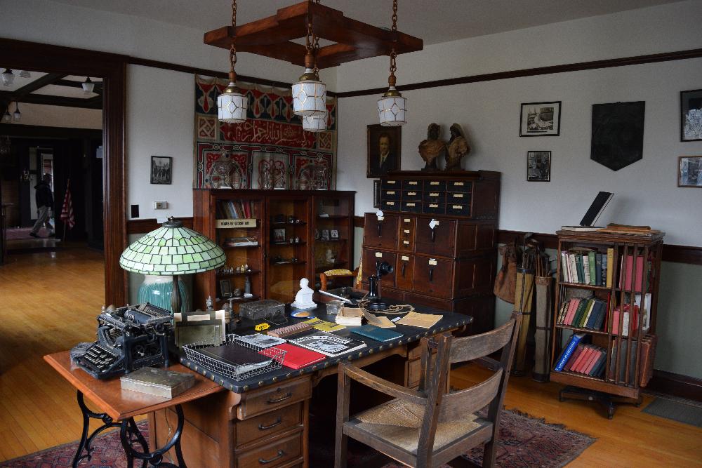George Ade home, Hazelden
