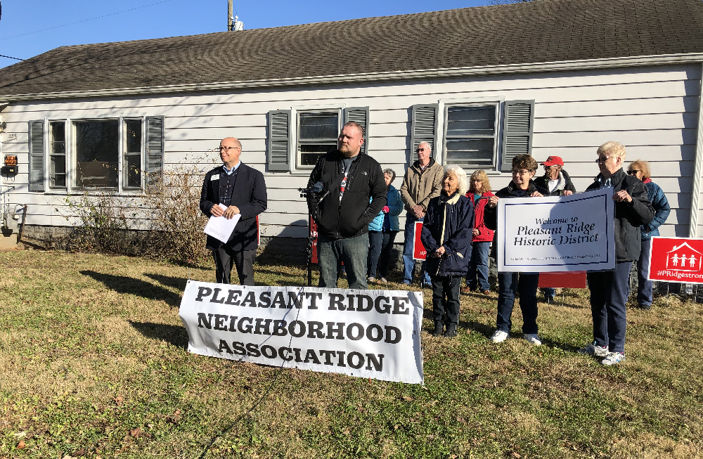 Pleasant Ridge, Charlestown