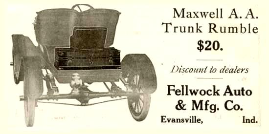 Fellwock 1910-Trunk-Rumble ad