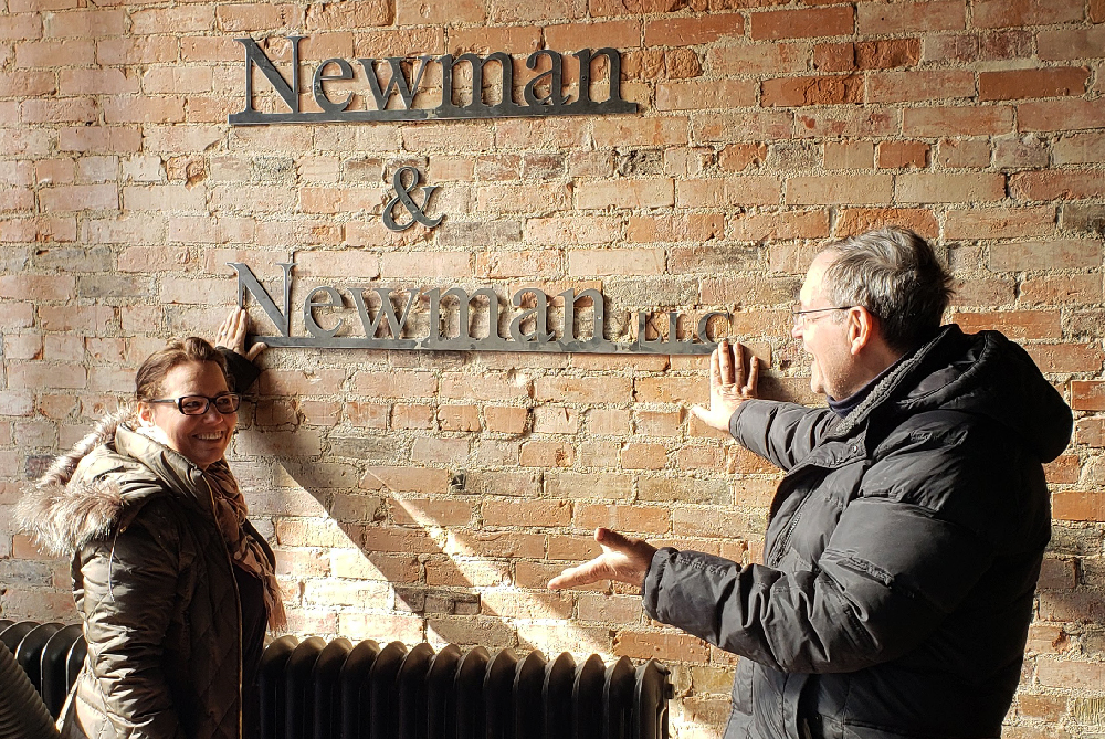 Helen and Everett Newman Albion Opera House