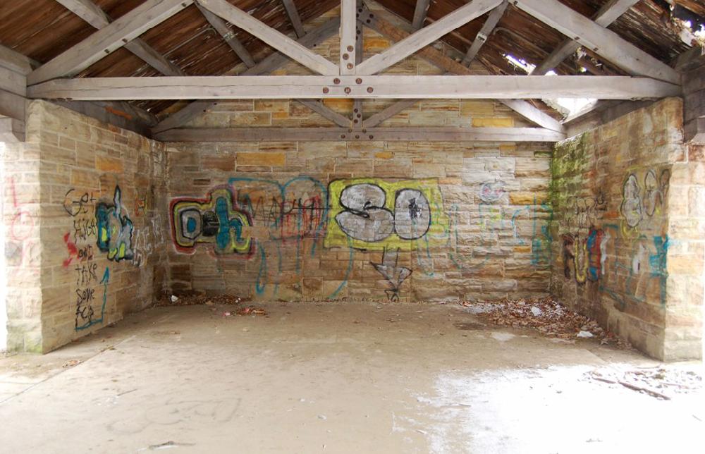 Foster Park Pavilion #3 Fort Wayne