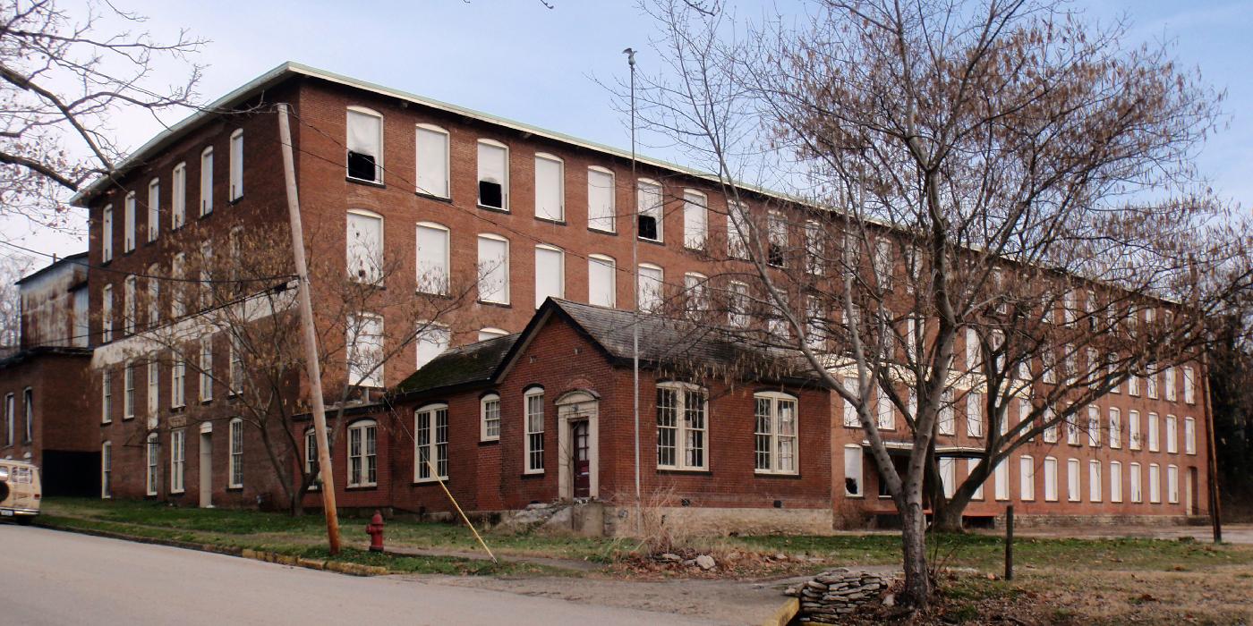 Eagle Cotton Mill, Madison