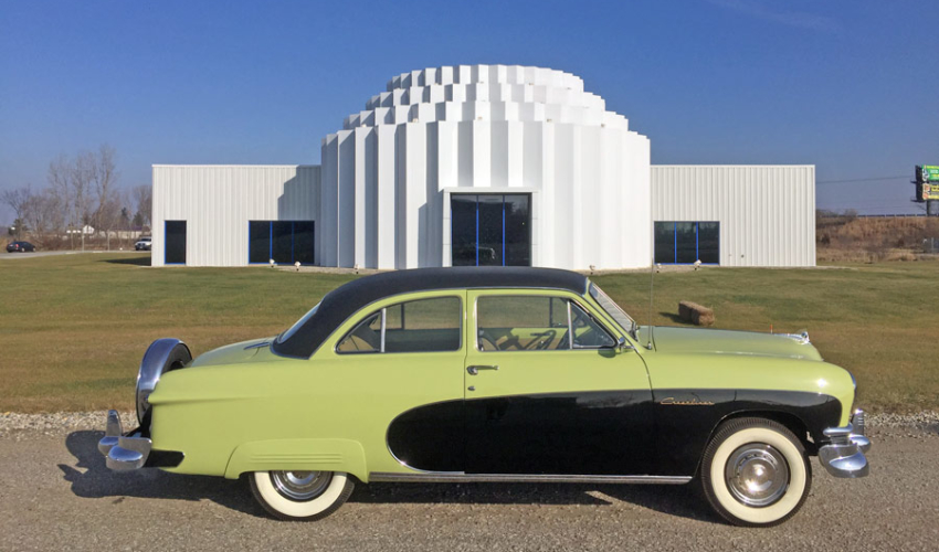 1950 Ford Crestliner (Photo courtesy Early Ford V-8 Foundation Museum)