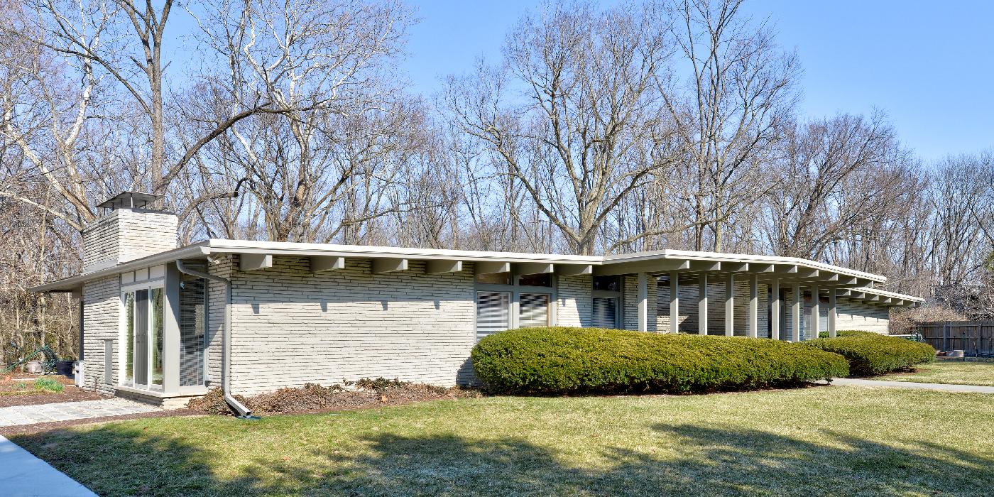 Adler-Pugh House in Columbus
