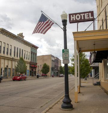 Downtown Attica