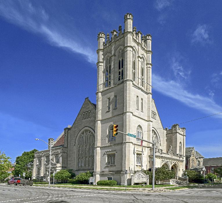 West Baden Springs Hotel >> Reid Memorial Presbyterian Church - Indiana Landmarks