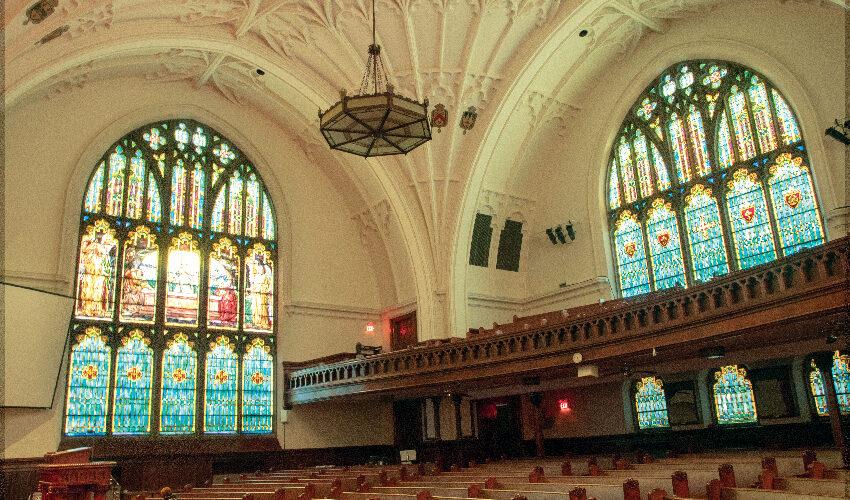 Reid Memorial Church
