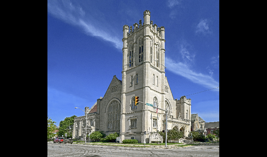 Reid Memorial Presbyterian Church, Richmond
