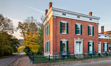 Shrewsbury Windle House, Madison