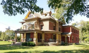 Haven Hubbard Home New Carlisle