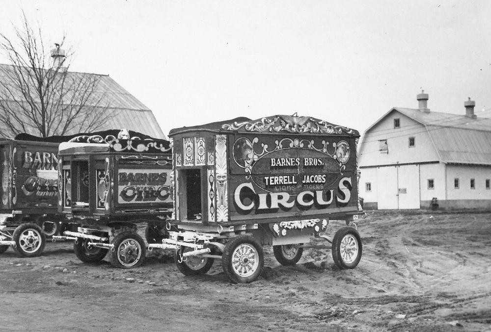Terrell Jacobs Circus Historic