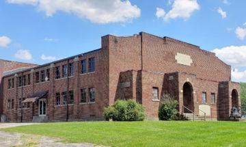 Bourbon Gym, Marshall County