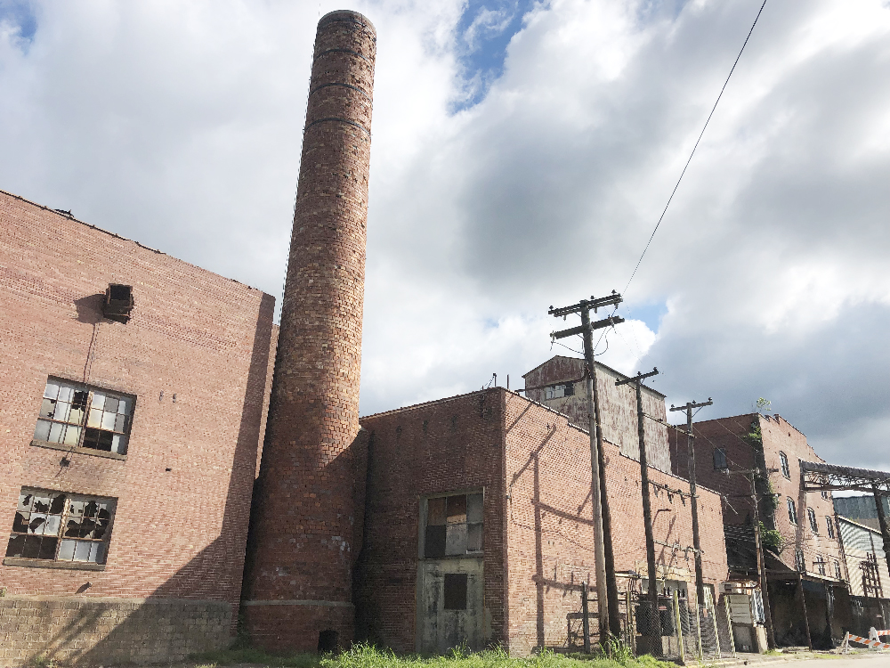 Can-Clay factory, Cannelton