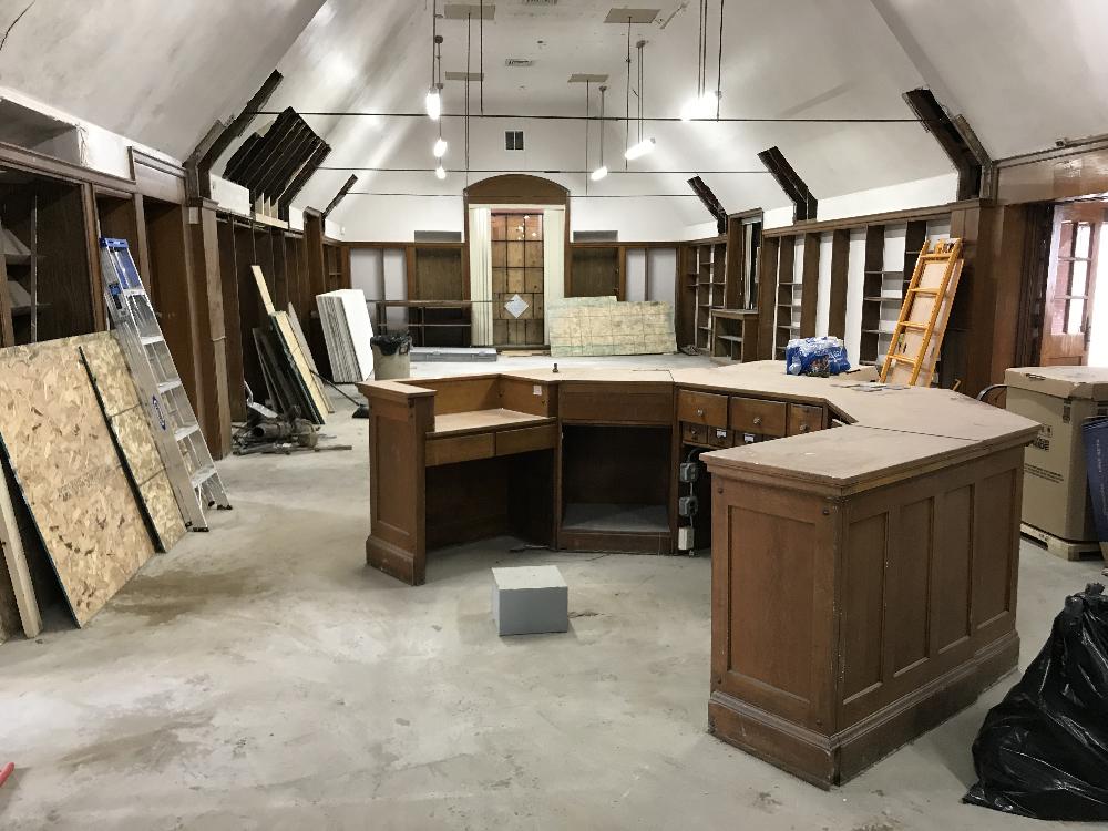 Hansen Library, Hammond