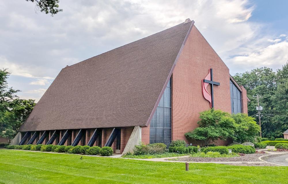 Memorial United Methodist Church, Terre Haute