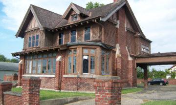 Samuel Plato house Marion