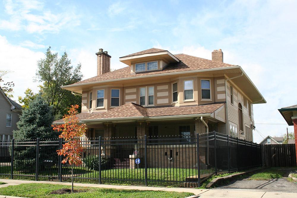 Am 4 Sq Julia Carson house Indpls