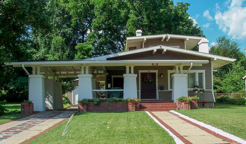 20th Century Vernacular Indiana Landmarks