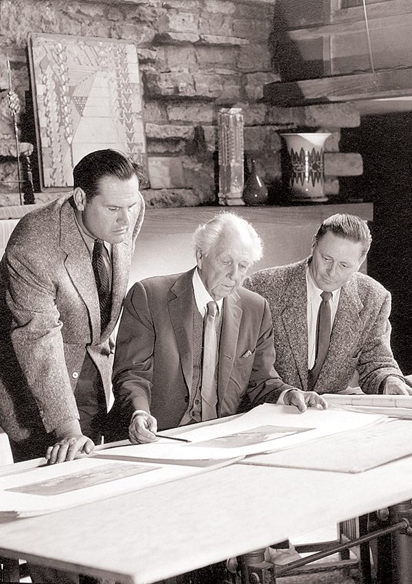 Evansville's Connection to Frank Lloyd Wright - Indiana ...
