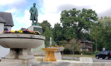 Beardsley Fountain, Elkhart