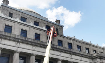 Gary City Hall roof rehab