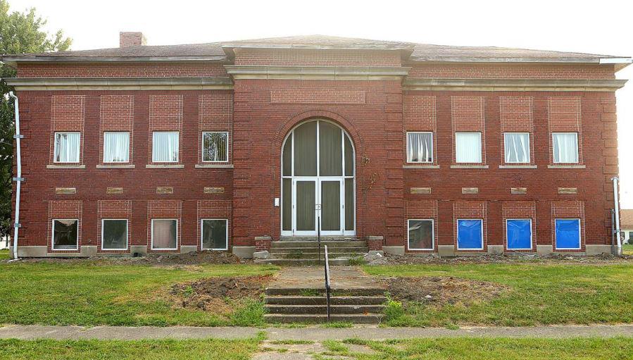 Douglass School, Kokomo