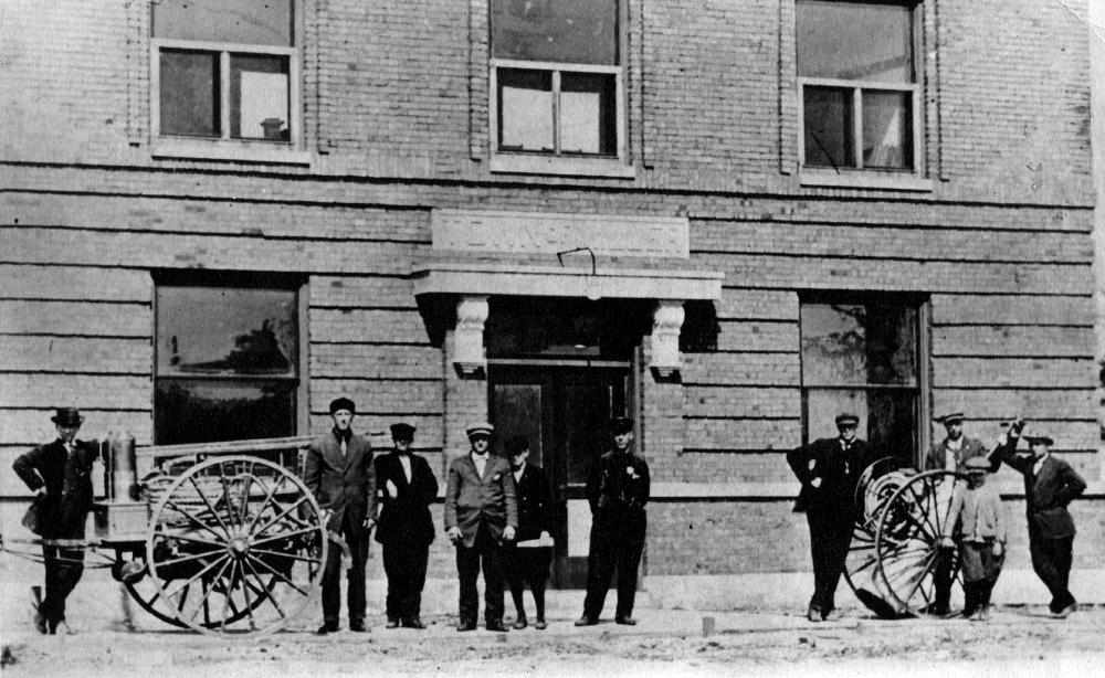Miller Town Hall Fire Crew