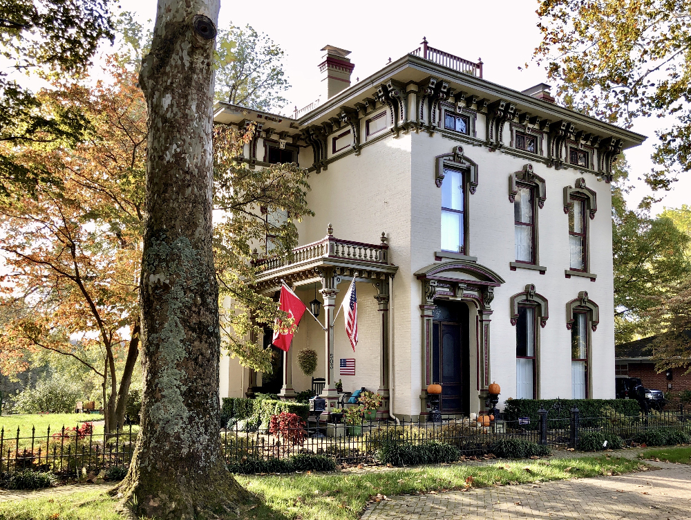 Vevay Historic District