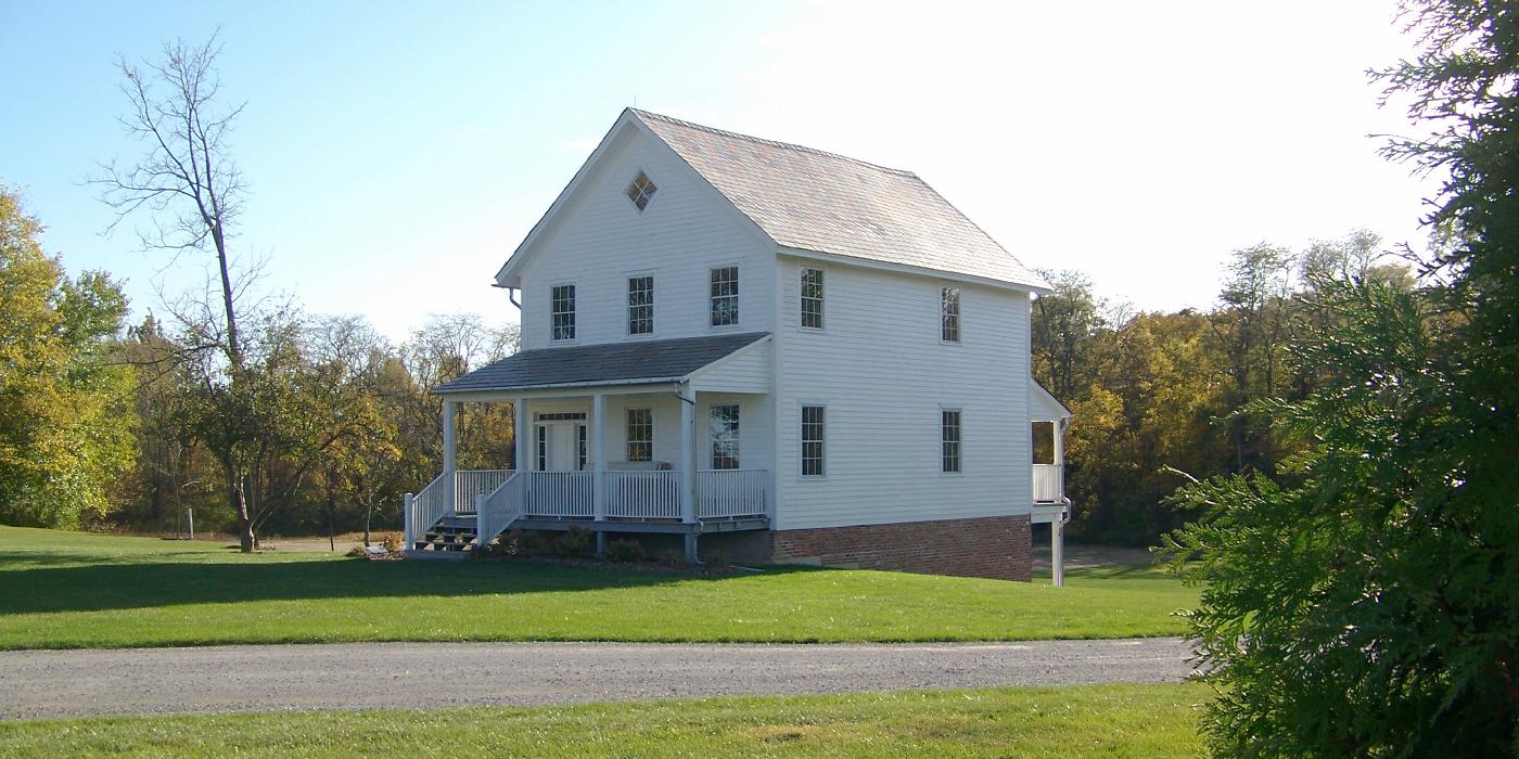 Wyneken House, Adams County