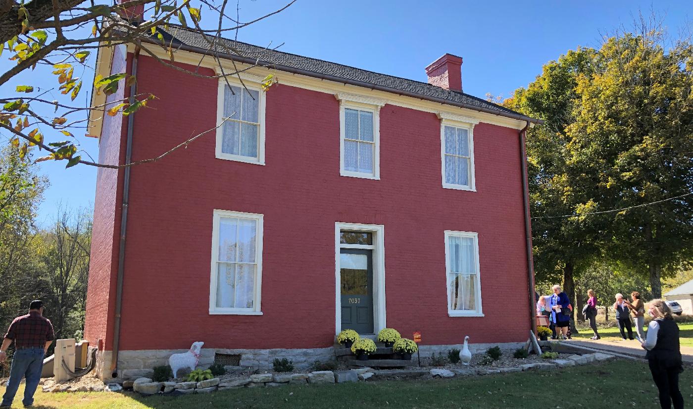 William Proctor House, Marengo