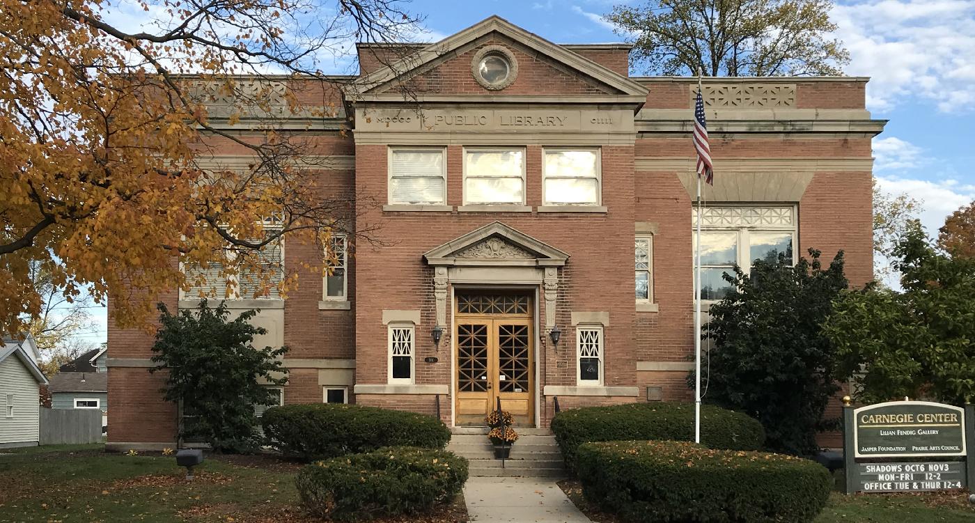Rensselaer Carnegie Library
