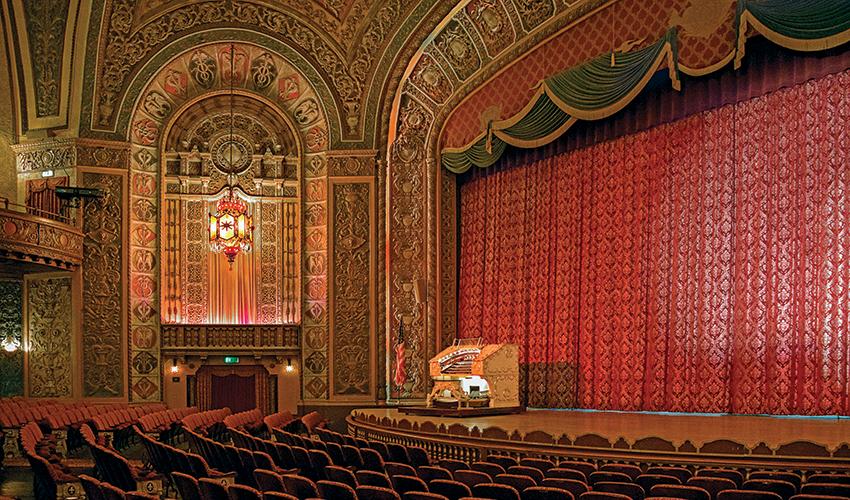 Fort Wayne Embassy Theater