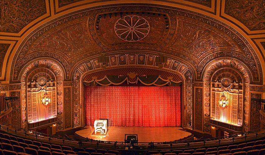 Embassy Theater, Fort Wayne