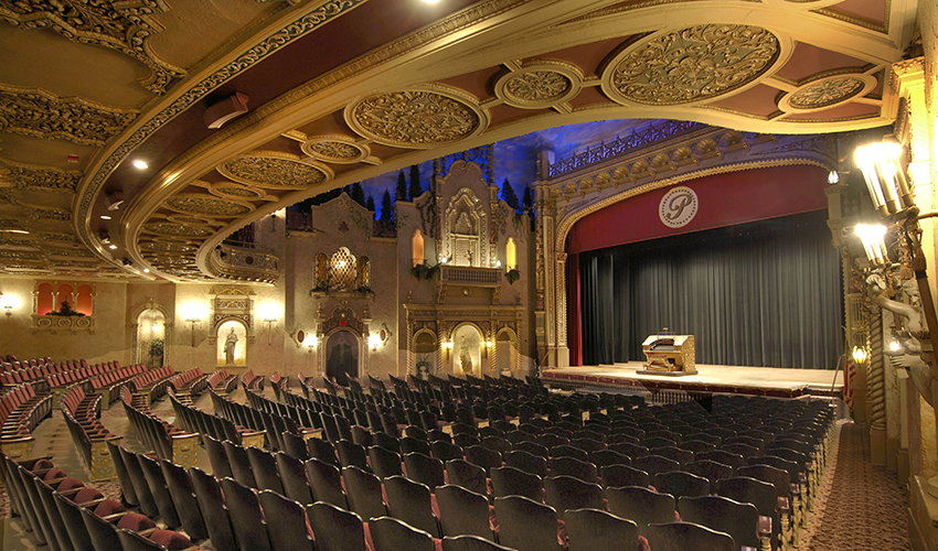 Paramount Theater Anderson