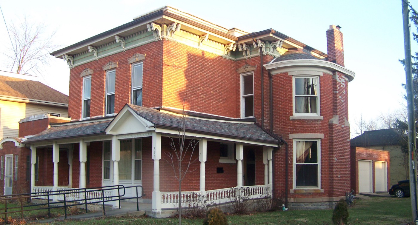 Humbert House, Huntington