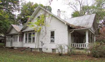 Mitsch Farm bungalow, Floyd County